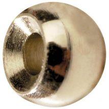 Bille Tungstene Jmc Métal - Argent - Par 25 Argent - 2mm pour pêche à la mouche