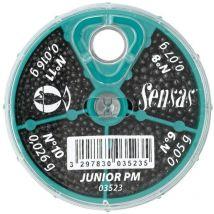 Caja Distribuidor Plomos Sensas Junior Gm (no6-4-2-00)