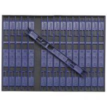 Caja + Portabajo Sensas Large 19cm 3266
