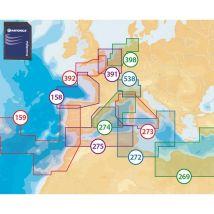 Cartografia Navionics Platinum+ Xl Format Sd Mediterraneo Sud Est (5p269)