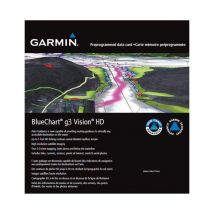 Cartografie Garmin Bluechart G3 Vision Small De La Baule À Saint-sébastien (veu465s)
