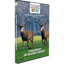 Dvd - Chasseurs De Grands Gibiers - Chasse Du Grand Gibier - Seasons Dvd11