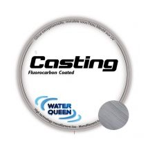 Fluorocarbone Water Queen Casting Clear - 200m 200 M - 30/100