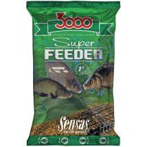 Futter Sensas 3000 Super Feeder Fluss 10521