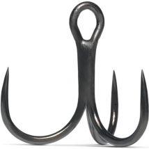 Hamecon Triple Vmc Sans Ardillon 7548bbn - Black Nickel No1