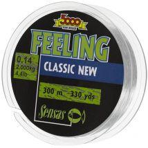 Monofilo Sensas Feeling Classic New 300m - 12/100