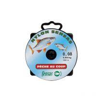 Nylon Sensas Peche Au Coup 100m - 6,5/100