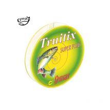 Nylon Sensas Truitix Fluo Jaune 100m - 18/100