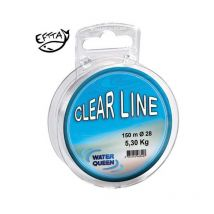 Nylon Water Queen Clear Line 150 M - 24/100