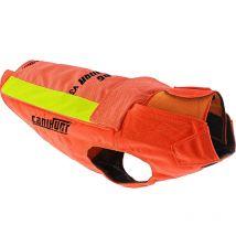 Safety Vest Canihunt Dog Armor Orange V2 Cy1255