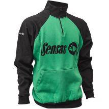 Sweater Herren Sensas Summer Schwarz/grün 57142
