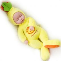 Cuddle Baby Doll With 3 Soothing Songs 13 inch Stuffed Soft Body