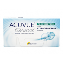 Acuvue Oasys for Presbyopia 6 Pack Contact Lenses