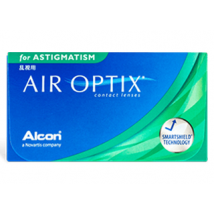 Air Optix for Astigmatism 6 Pack Contact Lenses