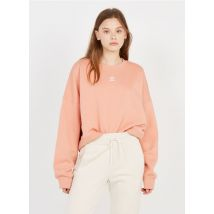 weites rundhals-sweatshirt aus baumwolle adidas