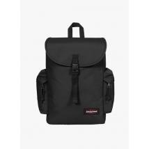 canvas multi-pocket backpack eastpak black