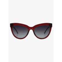 sunglasses komono burgundy