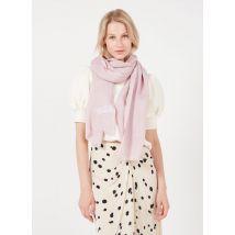 linen scarf maison 123 violine