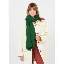 wool scarf pablo vert