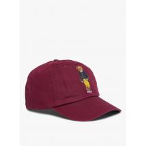 embroidered cotton cap polo ralph lauren