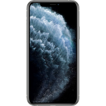 Apple iPhone 11 Pro Max 64GB Silver Pre-Owned (Grade A) at £49 on Red with Entertainment (24 Month contract) with Unlimited mins & texts; 25GB of 5G data. £70 a month.