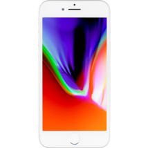 Apple iPhone 8 (128GB Silver Refurbished Grade A) at £0 on Red (24 Month contract) with Unlimited mins & texts; 30GB of 5G data. £26 a month.