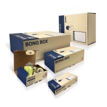 2 boîte d'expédition - Bong box XS - 24.6x14.3x3.5cm