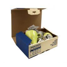 2 boîte d'expédition -Bong box s - 25,1x17,1x7,8cm
