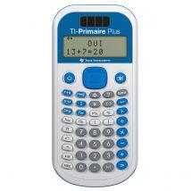 Calculatrice Scientifique - Ti-primaire Plus - Texas Instruments