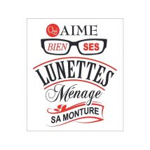 Essuie-lunettes - My Chiffonet - lunettes
