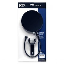RTX - Filtre antipop à clamper - 16 cm
