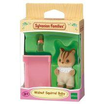 Bébé écureuil roux - Sylvanian Families