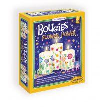 Coffret Bougies Flower Power