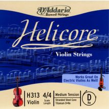 D'Addario - Corde Helicore pour violon - H313-4-4M