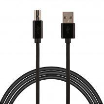 Câble USB A/USB B - 3m - Cultura