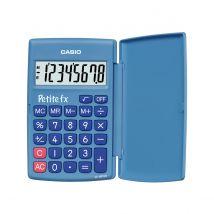 Calculatrice de poche - Petite FX bleue - Casio