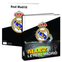 Classeur Souple 26x32cm - Real Madrid - La Plume Dorée