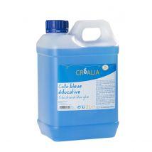 Colle bleue - 2L - Créalia