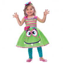 Petit Monstre Adorable - 3-4 Ans - Costume Fille