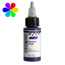 Encre Golden - 30ml - Violet dioxazine S1