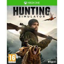 Jeu Xbox One Hunting Simulator