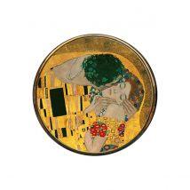 Miroir de poche Le baiser - Klimt