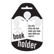 Little Book Holder - Blanc