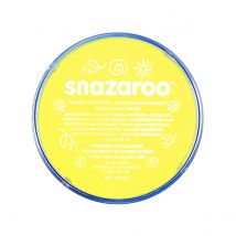 Maquillage Snazaroo - Jaune pale - 18 ml
