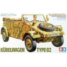 Maquette militaire - Kubelwagen 82