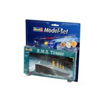 Model Set - Maquette - R.m.s. Titanic