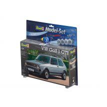 Model Set - Maquette - Vw Golf 1 Gti