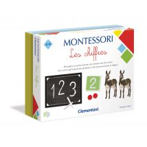 Montessori - Les chiffres