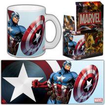 Mug Captain America - Avengers série 1