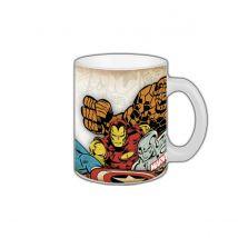 Mug Marvel - Rétro Group